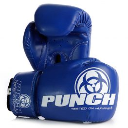 4oz Junior Blue Gloves 2021