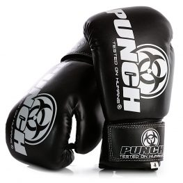 4oz Junior Black Gloves 3 2021