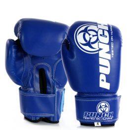 4oz Junior Blue Gloves 2 2021