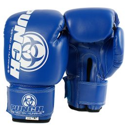 4oz Kids Boxing Gloves Online Blue