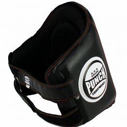 Black Diamond Muay Thai Belly Pad – Dual Straps