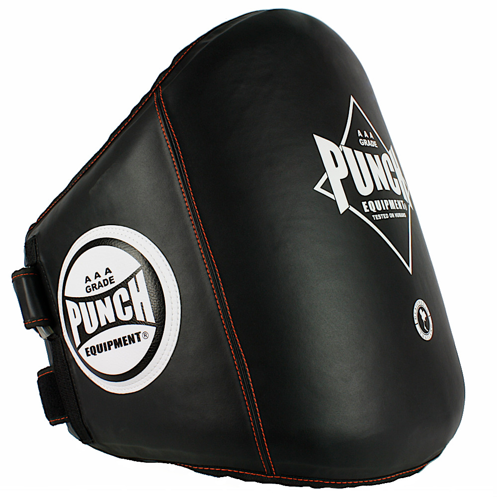Black Diamond Muay Thai Belly Pad