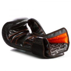 Open strap of the Black Diamond Boxing Gloves