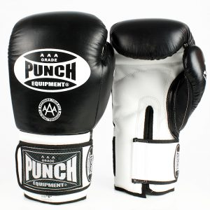 Training Boxing Gloves in Black