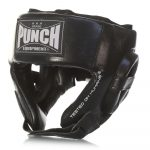Punch Open Face Boxing Headgear V30