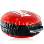 Side profile of the AAA Boxing Round Shield