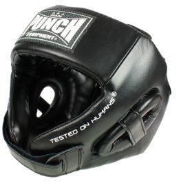 Punch Open Face Head Gear 2