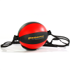 urban floor to ceiling boxing ball red