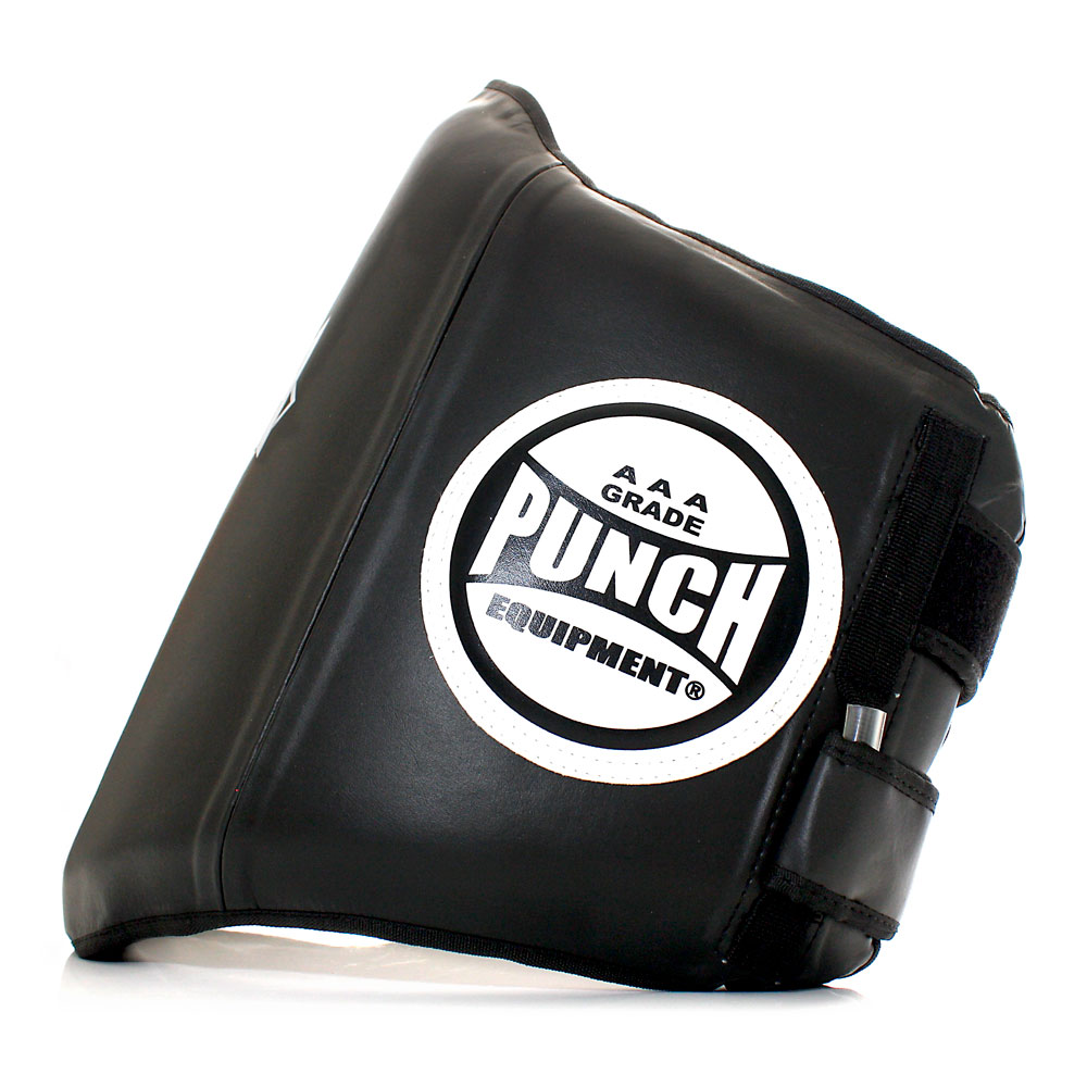 Punch Black Belly Pad Side