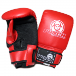 Punch Boxing Bag Mitts Red