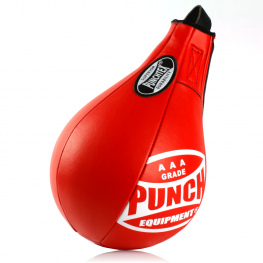 Punch Speed Ball Red Trophy Getters