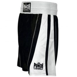 punch-boxing-training-shorts-black