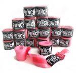 Punch Bulk Wraps Pink