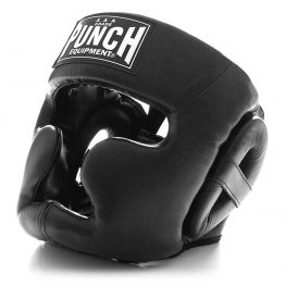 Punch Full Face Boxing Head Gear1