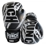 Punch Kids Boxing Glove Black 6oz