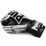 Punch Kids Boxing Glove Black 6oz 2020 1