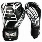 Punch Kids Boxing Glove Black 6oz 2020