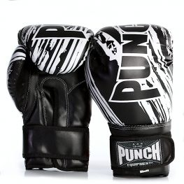 punch junior boxing glove black 6oz 2021