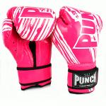 Punch Kids Boxing Glove Pink 6oz 2020