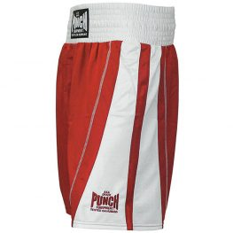 Punch Red Shorts Fighting