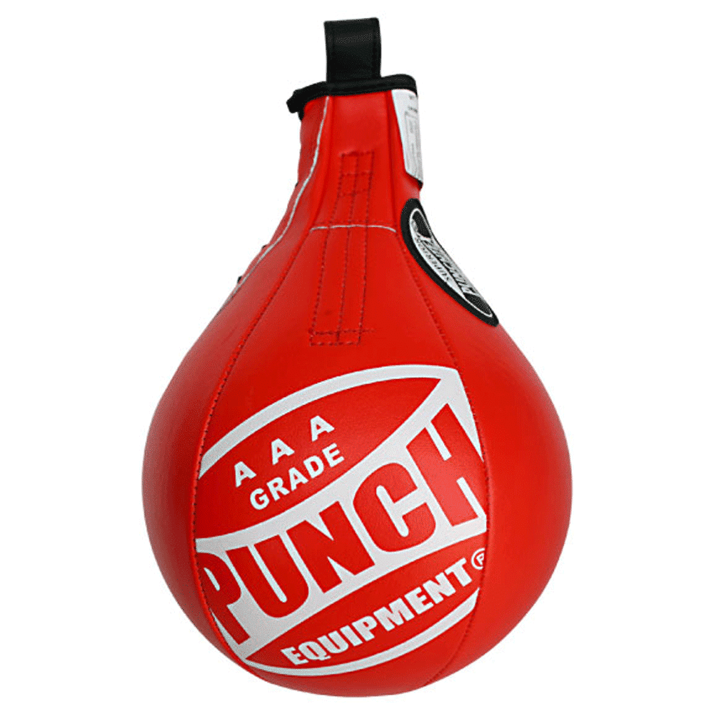 Punch Speed Ball Trophy Getters Red