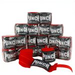Punch Stretch Hand Wraps Pack Red