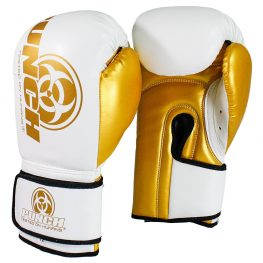 Punch Urban Boxing Gloves Gold V30