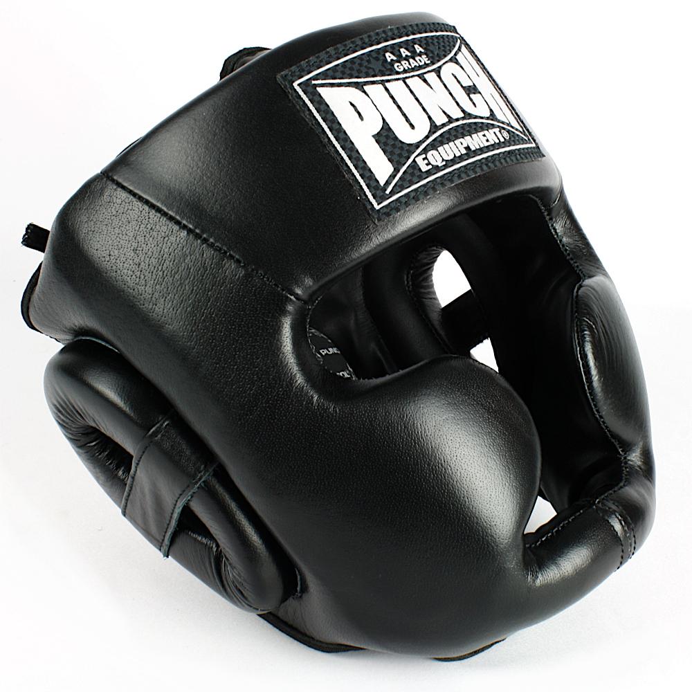 Trophy Getters Full Face Boxing Headgear Black 2020