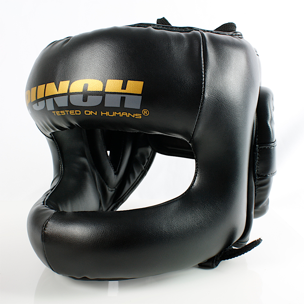 Image Urban Nose/Jaw Face Protector Boxing Headgear