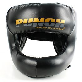 Urban Nosebar Boxing Headgear 5