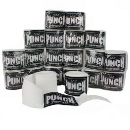 White Bulk Pack Hand Wraps