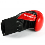 Pro Bag Busters Boxing Mitts Red 2
