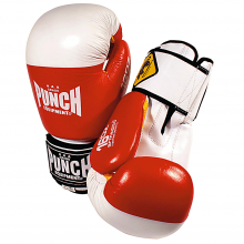 red armadillo boxing-gloves