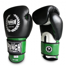 special-green-boxing-gloves