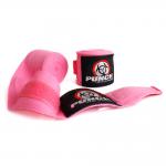 Pink Urban Stretch Wraps 1