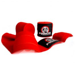 Boxing Hand Wraps Red Online