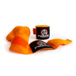 Orange Boxing Hand Wraps Online