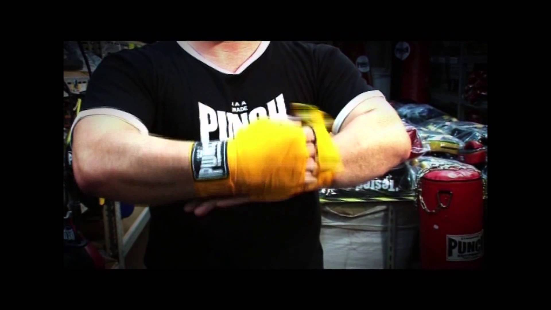 Boxing Hand Wraps User Guide Punch 174 Equipment