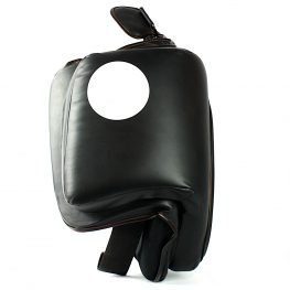 Punch Black Thigh Pad2