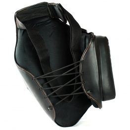 Punch Black Thigh Pads 5