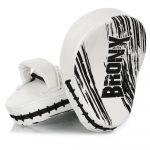 Bronx Endurance Boxing Focus Pads in white