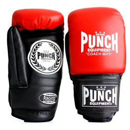 Coach Mitt Boxing Gloves/Pads