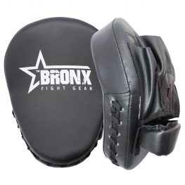 Bronx Black Focus Pads