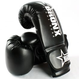 Bronx Endurance Boxing Gloves – Synthetic Leather