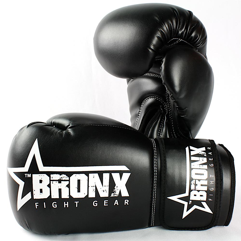 Bronx Black Gloves 3