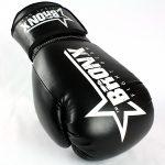 Bronx Black Gloves 4