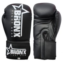 Punch Boxing Gloves Bronx Black