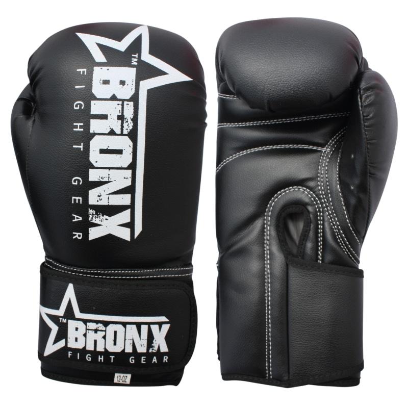 Punch Boxing Gloves Bronx Black