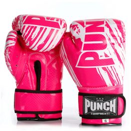 Punch Kids Boxing Glove Pink 6oz 2021