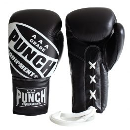 black-lace-ups-boxing-gloves